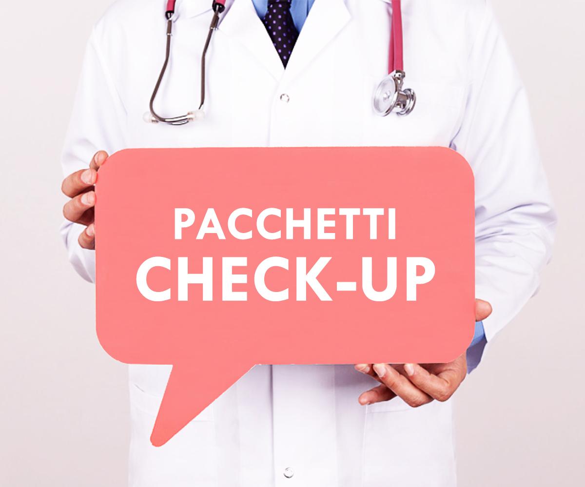 Pacchetti Check-up